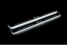 Led door sills Fiat 500 2007+ - (type STATIC)