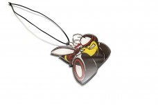 Car mirror pendant with logo Scatpack