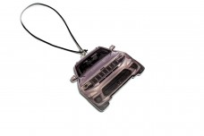 Car mirror pendant with Your Car