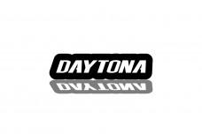 Led Badge for Dodge Charger 2011+ with logo Daytona - (type RGB)