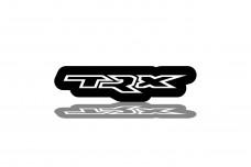 Led Badge for Dodge Ram with logo TRX - (type RGB)
