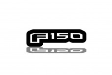 Led Badge for Ford F150 XIII 2015+ - (type RGB)